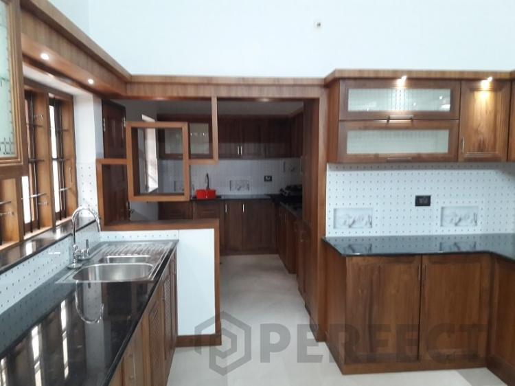 Modular Kitchen Designing And Implementation