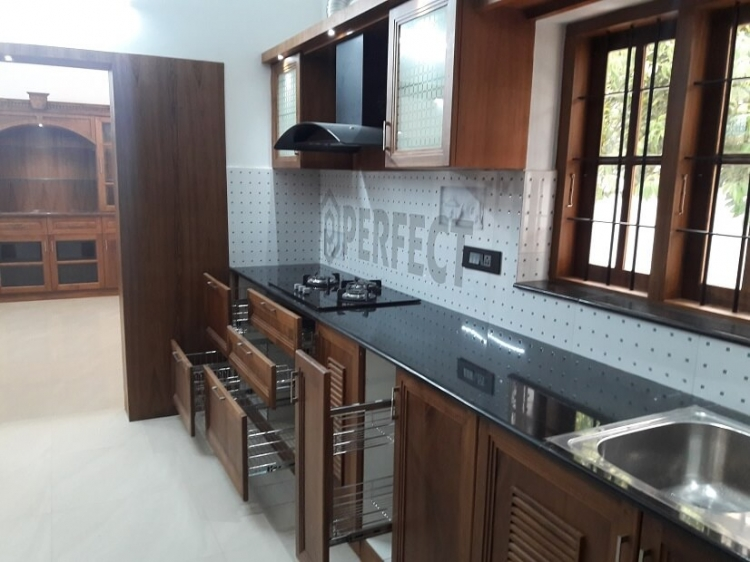 Modular Kitchen Designing And Implementation Affordable Cost Best Quality Materials Ulloor