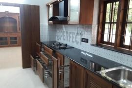 Modular Kitchen Designing - Ulloor, Akkulam