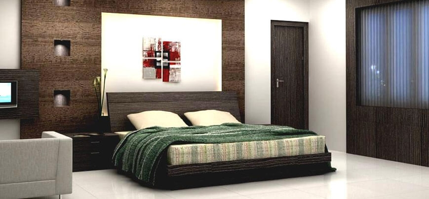 Best Bed Room Interior Designers And Contractors In Trivandrum