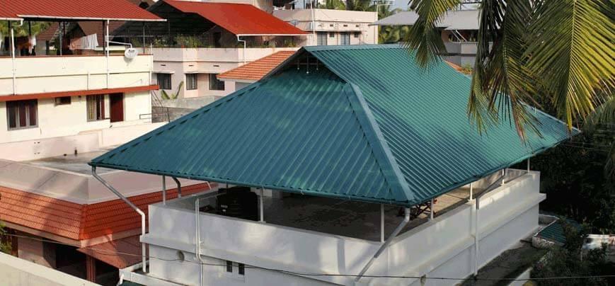 Aluminium Roofing