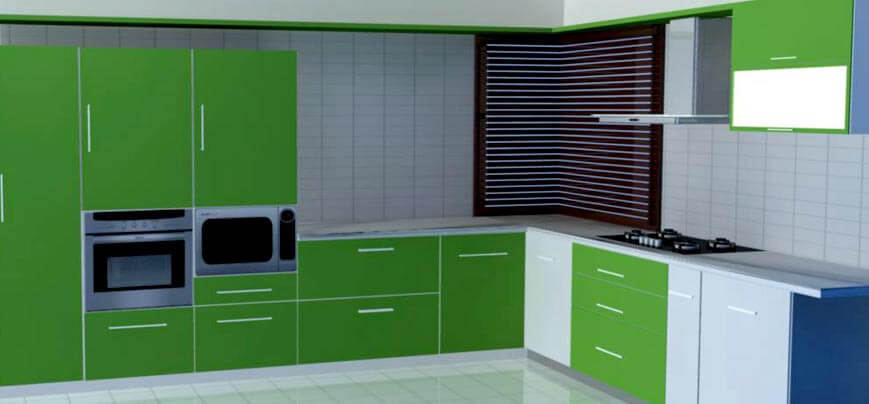 MODULAR KITCHEN INTERIOR DESIGN ...