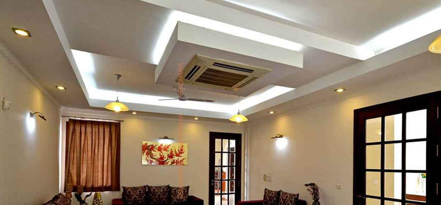 Ceilings & False Roofing